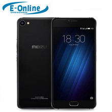 "Meizu U10 4G LTE Cell Phone MTK 6750 Octa Core 3GB RAM 32GB ROM 2.5D Glass 5.0"" Touchscreen 13.0MP Camera Fingerprint ID"