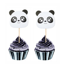 Buy Panda Cupcakes And Get Free Shipping On Aliexpress Com