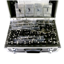 Free shipping Lishi Tool Full Auto set (93 Pcs) for Locksmith Use
