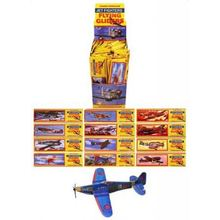12 Flying Glider Planes Party Bag Fillers Childrens Kids Toys Game Model(China)