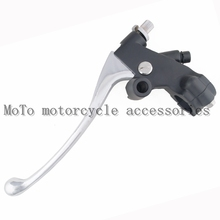 Free shipping Motorcycle Clutch Lever assembly For Honda CBR250 CB250 Hornet CB400 VTEC CBR400 CB-1(China)