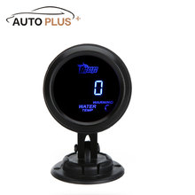 Digital Water Temperature Meter Gauge with Sensor for Auto Car 52mm 2in LCD 40~120Celsius Degree(China)