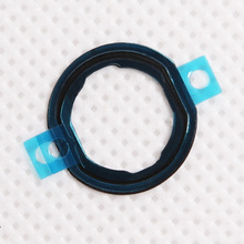 50pcs/lot New Home Button Holding Gasket Rubber Spacer For ipad mini 3 Adhesive Sticker(China)