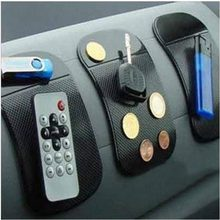 1PCS Automobile Interior Accessories for Mobile Phone mp3 mp4 Pad GPS Anti Slip Car Sticky Anti-Slip Mat Work Perfectly as Charm