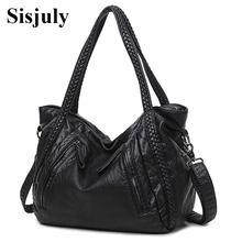 2017 Large Soft Leather Bag Women Handbags Ladies Crossbody Bags For Women Shoulder Bags Female Big Tote Sac A Main Famous Brand(China)