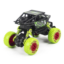 Buy 1:32 Mini Alloy Inertia Toy Car Green Pull Back Vehicles Children Model Cars Black RC Car Four Wheel Drive for $17.78 in AliExpress store