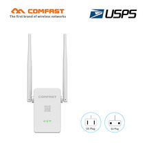 COMFAST Wireless WIFI Repeater 300Mbps Network Antenna Wifi Extender Signal Amplifier 802.11n/b/g Signal Booster Repetidor Wifi(China)