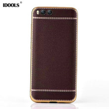 For Xiaomi Mi6 Case Dirt Resistant Quality Picks PU Leather Luxury Coque 5.15 inch Mobile Phone Bags Cases For Xiaomi Mi 6 Funda