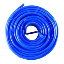 New Arrival 16.4ft 5M Blue Universal 4mm Car Vehicle Silicone Tubing Vacuum Tube Hose Pipe(China)