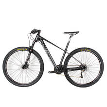"Hot sale Super Light Full Carbon Fiber MTB Complete Mountain Bike 30Speed Oil Brake 29er 11.5kg Bicycles 15.5""/17""/19"" Bicicleta(China)"