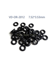 50pcs For GB3-100/ASNU08C Universal Injector Viton O'Ring ORing O Ring O-Rings Top Quality Fuel Injector Repair Kit VD-OR-2012(China)