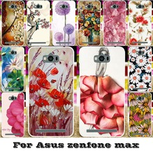 Silicon Plastic Cell Phone Covers Cases For ASUS Zenfone MAX ASUS_Z010DD Z010D ZC550KL Z010DA 5.5 Protective Bags Shell Housing