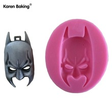 Famous Classical Figure Shape 3D Silicone Fondant Mould Cake Decorating Tools Cupcake Mold -C548