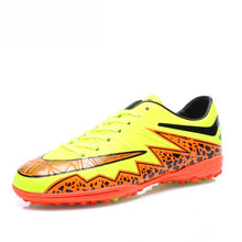 Children Football Shoes 2016 Football Boots For Girls Non-Slip Mens Soccer Boots Blue Football Trainers Mens Shoes Soccer Boys