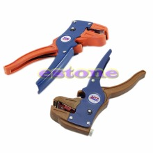 OOTDTY New Electrician Cable Wire Cutter Automatic Stripper Tool