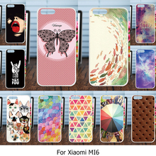 Painted Covers Cases For Xiaomi Mi6 Mi 6 5.15 inch Case Cover TPU Silicone Plastic N Series Stars Sky Phone Housing Shell Bags