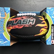 Durable Size 5# Rugby Ball Standard Rubber American Football Ball Beach Rugby Ball Adult Training and Match For Street Football(China)