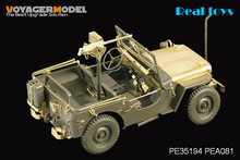 Voyager 1:35 WWII US Jeep Willys MB (For Tamiya 35219) PE35194