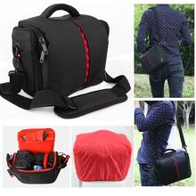 Rain Cover Waterproof Video Camera Bag for Canon DSLR SX60 SX50 650D 700D 100D 500D 550D 600D 1100D 1200D 60D 70D 6D 7D T5 Case
