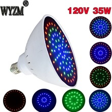 USA Local Shipping 120Volt 35W Multi-Color Swimming Pool LED Light For Pentair Hayward Fixture