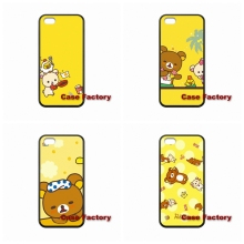 For HTC One X S M7 M8 mini M9 Plus Desire 820 Moto X1 X2 G1 G2 Razr D1 D3 Samsung lovely Rilakkuma cute case