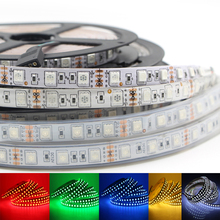 outdoor commercial led strip Flexible lights SMD5050 Color Changing Pool Underwater LED Rope Light non/ip65/ip67/ip68 waterproof(China)