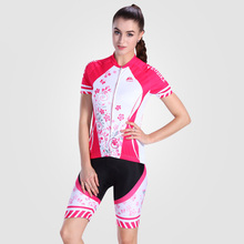 Cycling Bib Sets MTB Ropa Ciclismo Mujer Quick Dry Sportwear Sublimated Printed Clothes Cycling Jersey Bike W07