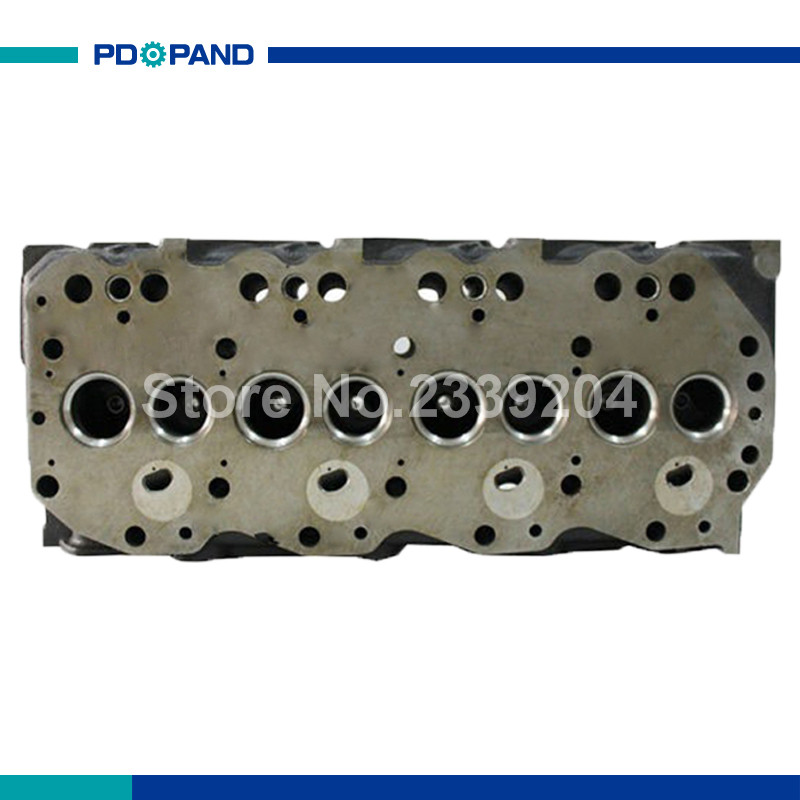 Wholesale price M24 TD27T cylinder head for Nissan FrontierD21 Trade Platform/Chassis Patrol Navara 110397F403 110397F409(China)