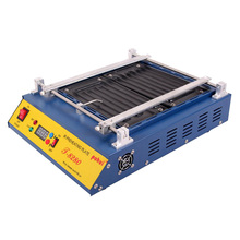 Authorized Original PUHUI T-8280 IR-Preheating Oven T8280 Preheat Plate Infrared Pre-heating Station FOR PCB SMD BGA soldering