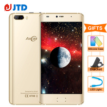 ALLCALL Rio Android 7.0 Three Camera Smartphone MT6580 Quad Core 1GB RAM 16GB ROM 5.0'' IPS 2700mAh GPS Compass WCDMA CellPhone