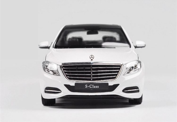 1pcs Mercedes Benz S-Class S600 Diecast Metal Alloy Car Classical Model Boys Gift Vehicle Collection Children 1:24 Scale Welly<br><br>Aliexpress