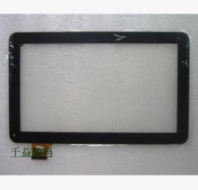 "New For 10.1"" Ainol Novo 10 NUMY 3G AX10T Tablet Touch Screen Digitizer Glass Panel Sensor Replacement Free Shipping"
