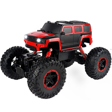 28cm Large 1:14 4WD RC Cars 2.4GHZ Radio Control RC Cars Buggy Toys for Kids 2017 High speed Off-Road Trucks Toys for Children