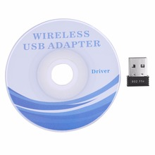 150M Mini USB 2.0 WiFi USB Adapter Dongle Wireless Network Card Receiver for Desktop Laptop DVB STB