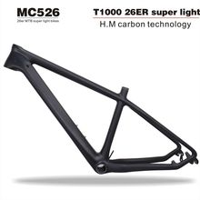 Buy 2017 New MTB Carbon Frame Toray t800 Carbon Fiber UD-Matte/Glossy Ultralight Cycling Frameset 26er Carbon for $299.00 in AliExpress store