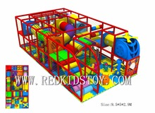 Free Revised Design Twice for Austrian Client Eco-friendly Kids Indoor Playgrounds 170417-C