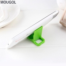 Universal Mini Foldable Mobile Cell Phone Stand Holder For Iphone HTC Samsung PC(China)