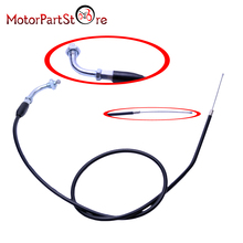 CURVE THROTTLE CABLE for HONDA XR50 CRF50 XR CRF 50 70 BIKE @(China)