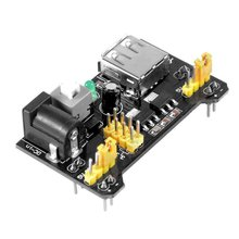 Buy 10 Pcs/lot MB102 MB-102 Solderless Breadboard Power Supply Module 3.3V 5V Arduino UNO R3 2560 Board Kit Free for $8.55 in AliExpress store