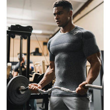 2017 New Brand clothing BE Gyms t shir mens fitness t-shirt homme Muscle brother gyms t shirt men fitness crossfit tops