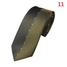 Casual Striped Plain Necktie Male Tie New Listed Formal Suit Men's Ties Business