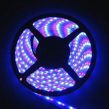 5M 600Leds 335SMD 120LED/M Side View Light IP65 Waterproof 12V Side-emitting Flexible strip lamp Home car backlighting decor-RGB(China)