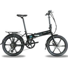 BIZOBIKE SPORT 20inch City Electric Folding Bike With10Ah Lithium Battery 48V 250W Hub Motor