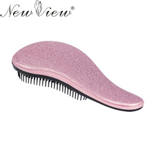 NewView Magic Detangling Hair Brush Comb Professional Massage Hair Comb Anti-static Styling Tool Hairbrush