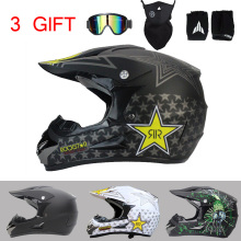 2017 Free Shipping Casco Capacetes Motocross Helmet ATV Moto Helmet Cross Downhill Off-road Motorcycle Helmet DOT