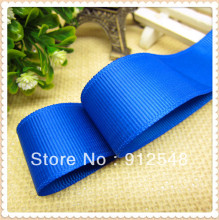 "1""(25mm) Solid Color Grosgrain Ribbon Packing 10yard/lot free shipping bow celebration decoration DIY Materials Tape,DXCS43(China)"