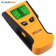 Floureon 3 In 1 Metal Detectors TH-210 Find Metal Wood Studs AC Voltage Live Wire Wall Detector Detect Wall Scanner Electrical
