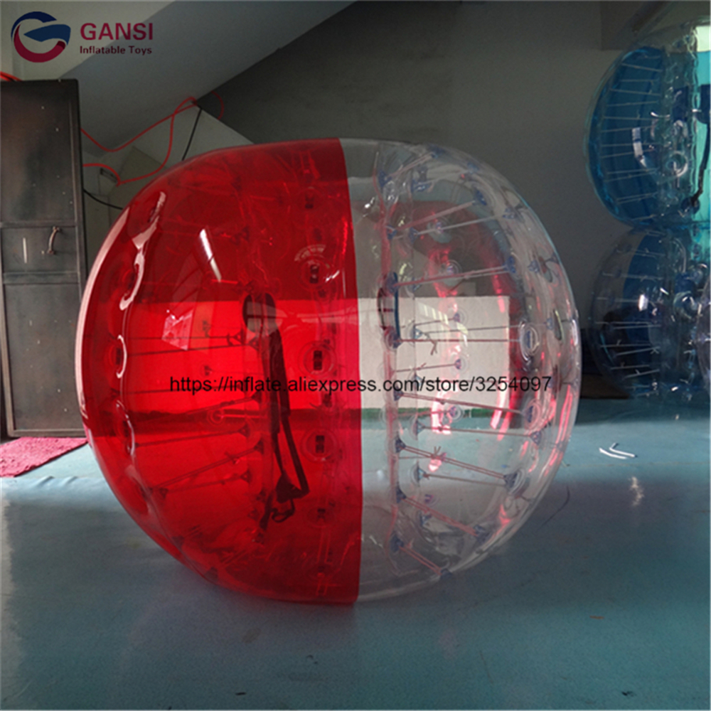 inflatable bubble ball168