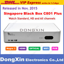 Buy Latest Starhub Box Singapore HD Cable TV Box C801 Plus Upgrade C801 HDC600 Support Nagra3 Watch HD Channels CH227 CH855 for $138.00 in AliExpress store