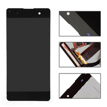 white black  LCD display Touch Screen Digitizer full Assembly replacement part For Sony Xperia XA F3111 F3113 F3115